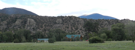 New Mexico Bed and Breakfast MW Bar Ranch