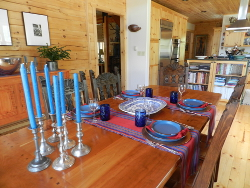 Dine at MW Bar Ranch B & B