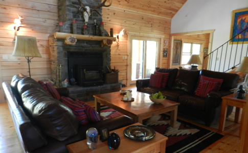 MW Bar Ranch Mountain Lodge Amalia NM B&B vacation cabin rental